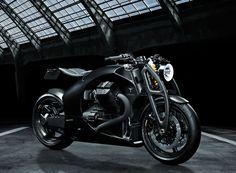 renard GT carbon fiber motorcycle designboom