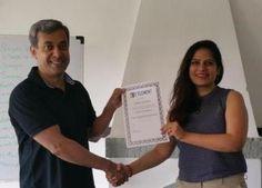 Congratulations Gunjan Chaddha, Organizational Psychologist & Behavioural Skills Trainer, on receiving your Prestigious NLP Practitioner certification   #NLP #Training from Anil Dagia in #Mumbai, #Pune ( #India ) #ICF #NLP #PRACTITIONER #DUAL #Certification #Life #Coach Training  FEB #Pune - http://www.anildagia.com/training-calendar/icf-certification/anil-dagia-s-icf-nlp-practitioner-dual-certification-training-feb-2017-pune