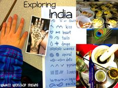 A Trip To India and Art History