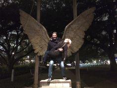 Yo Siempre seré tu ángel guardián !!! @MimmyCastillo