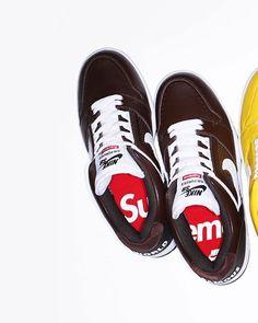 Nike SB x Supreme AF-2 Low @nikesb @supremenewyork #NikeSB #Supreme
