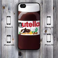 Nutella Case | Community Post: 11 Phone Cases For The Food Obsessed
