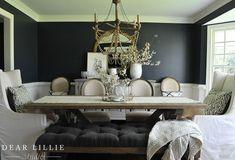 Dear Lillie: dining room