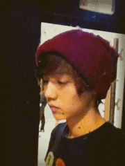 Pre-Debut Luhan So cute! Just look at him!! (GIF)