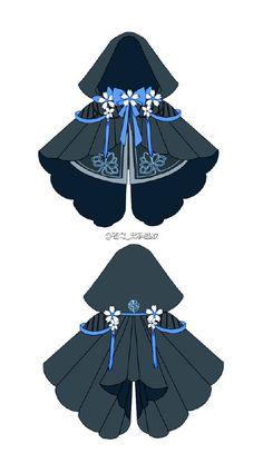 Manga Clothes, Drawing Anime Clothes, Dress Drawing, Cosplay Outfits, Anime Outfits, Cute Outfits, Old Fashion Dresses, Clothing Sketches, Anime Dress