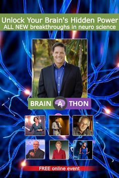 When you upgrade your #brain, it's a lot easier to upgrade your income. Eight of the world's top brain science and success experts want to show you how at The ALL NEW 6th Annual Live #BrainAThon. Click the link in my bio to register now for this Free Online Event, hosted by my friend @johnassaraf. #braingains #success #goals #neuroscience