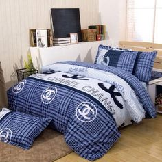 Chanel 4 Piece Bed Set.  http://www.fierceheelsemporium.com.au/collections/bed-throws-blankets/products/chanel-4-piece-bed-set-1