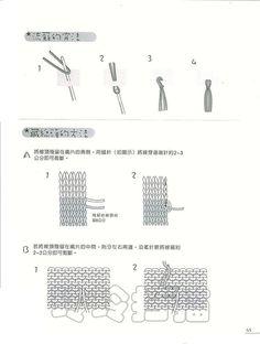 Japanese crochet diagram explanation baby crochet pinterest japanese crochet book for beginners ccuart Gallery