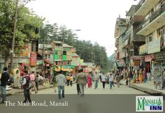 Mall Road is the lifeline of Manali as the whole city revolves around this attraction. It awaits your visit!