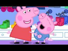 Peppa Pig English Episodes - New Compilation - Full Episodes Mama Pig, Peppa Pig Daddy Pig, Peppa Pig Funny, Pig Games, Games To Play, Playing Games, Festival Panda, Peppa Pig Wallpaper, Rebecca Rabbit