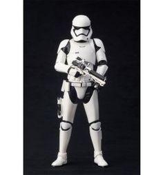 Star Wars ARTFX First Order Stormtrooper 1/10    www.comicsuniverse.sk Star Wars Figurines, Episode Vii, Star Wars Episodes, Funko Pop, Dc Comics, Action Figures, Marvel, Stars, People