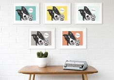 Border Collie pop art Funny Border collie gift Modern border #bordercollie #dogart #collie #dogs #sheepdog #popart