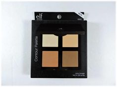 ELF Contour Palette Contour Shade Highlight One Palette for sale online Elf Palette, Contour Kit, Eyes Lips Face, Elf Makeup, Light In The Dark, Health And Beauty, Hair Beauty, Eyeshadow