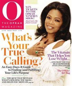 O, The Oprah Magazine – $18.00
