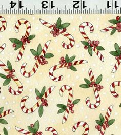 Dear Santa Christmas Quilting Fabric - by Diane Knott for Clothworks Metal Christmas Tree, Christmas Fabric, Christmas Bells, Christmas Crafts, Christmas Quilting, Christmas Background, Paper Background, Quilting Fabric, Dear Santa