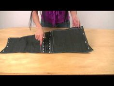 How to Make a Corset