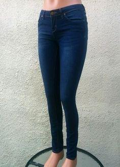 Kup mój przedmiot na #vintedpl http://www.vinted.pl/damska-odziez/rurki/15344001-denim-co-spodnie-jeansy-rurki-damskie-36-s