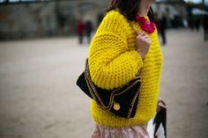 Street style Paris Fashion Week marzo 2014