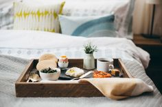 Mezze In Bed Menu with Molly Yeh + Coyuchi | west elm