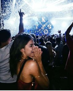 pinterest: @nikkib__ OMG this is a Kygo concert!!! I wanna see him so badly - it's definitely on my bucket list <3 <3