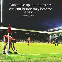 Soccer Quote Playing Soccer With Your Heart Quotes  Soccer Quotes  Pinterest .