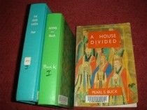 the good earth trilogy by pearl s. buck. One of my all time favorites.
