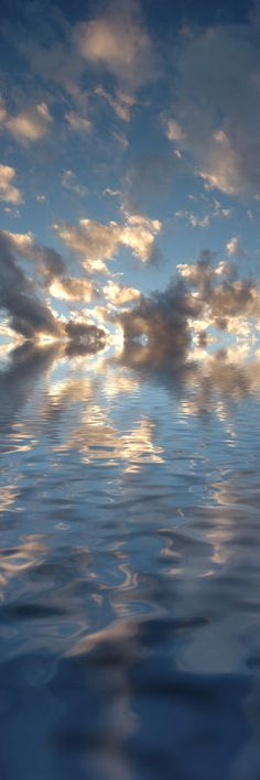 Water and sky as far as you can see - ©Jerry McElroy (via FineArtAmerica)