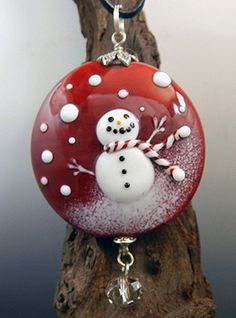 Nov 29th - Lampwork Etc. I WISH I had lots of Lydia Muell's fabulous artwork!! (and I WISH I could make this kind of art!!)