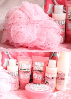 Soap & Glory Shower Trip Travel Bag Gift Set