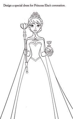 Princess Elsa Coloring Page - 28 Princess Elsa Coloring Page , Princess Elsa Coloring Pages Disney Frozen Coloring Book Frozen Coloring Pages, Barbie Coloring Pages, Disney Princess Coloring Pages, Disney Princess Colors, Cat Coloring Page, Disney Colors, Cartoon Coloring Pages, Colouring Pages, Coloring Pages For Kids