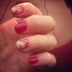 My christmas nails! - @raffysole77- #webstagram