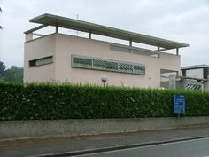 Villa Bianca, Strada nazionale dei Giovi, 87 - Seveso (MB)  – Architetture  – Lombardia Beni Culturali
