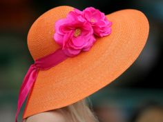 a pop of class has arrived .. orange & pink