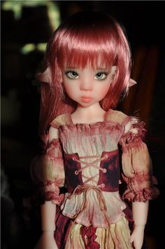 My pink Larissa with her sisters | THE RESIN CAFE