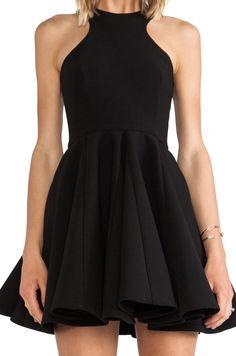 Little Black Dress - Teen Fashion