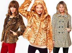 Get Spotted In A Leopard Coat
