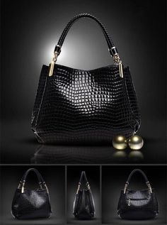 Women New Fashion Leather Tote Stylish Casual Business Party Shoulder Bag