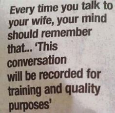 Ideas funny love quotes for wife facts for 2019 Love Quotes For Wife, Wife Quotes, Couple Quotes, Funny Marriage Advice, Marriage Humor, Funny Love, Haha Funny, Funny Stuff, Funny Shit