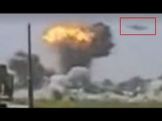 "Marine Captures UFO Destroying Taliban Base: ""Unlike Any Known U.S. Military Drone"" - YouTube"
