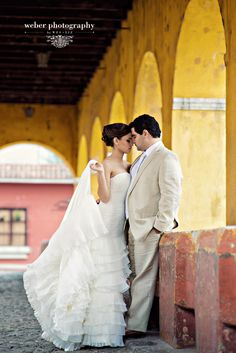 Antigua Guatemala Wedding Photography - Rock the Dress Session                                                                                                                                                      More