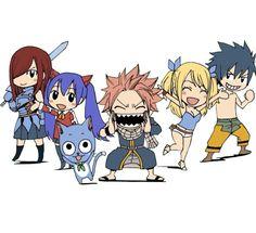 Chibi Fairy Tail