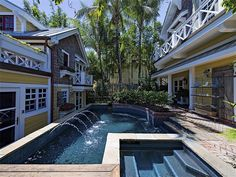 Single Family Home, Single Family Home for sales at OLD NAPLES 38  Broad Ave  S  Old Naples, Naples, Florida 34102 United States