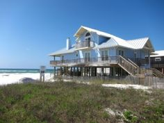 """""""Lagniappe""""- Gulf Front 4 BR- Gulf Front - Dune Allen Beach- Sleeps 10. Weekly Rates: Spring $3,900 · Spring Break $4,485 · Summer $5,900 · Early Fall $4,20..."""