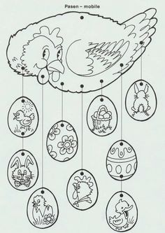 Nicole's Free Coloring Pages: COLOR BY NUMBER * Bunnies