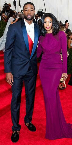"""Dwyane Wade & Gabrielle Union's Most Stylish Looks 