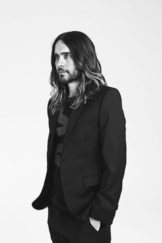 A fan page of photos & info about the gorgeous actor, musician, singer and songwriter Jared Leto. Jared Leto, Gents Fashion, Life On Mars, Shannon Leto, Beard Styles, Cute Guys, Actors & Actresses, Beautiful Men, Handsome