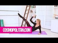 Watch and learn the following workout routine with Victoria Secret model, Romee Strijd to get your strongest, sexiest body ever! SUBSCRIBE to Cosmopolitan, l...