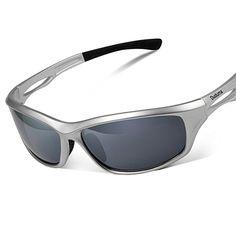d744ddb8782 Amazon.com  Duduma Polarized Sports Sunglasses Sports Wrap for Running  Cycling Fishing Golf Tr90