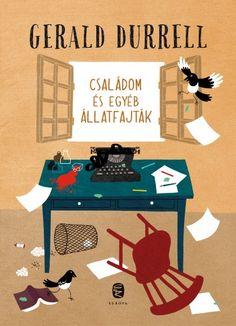 Könyv: Családom és egyéb állatfajták (Gerald Durrell) 2990 HUF