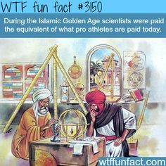 Why aren't teachers and scientist get paid as athletes? -  WTF fun facts
